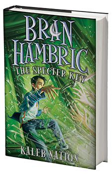 Bran Hambric: The Specter Key cover art